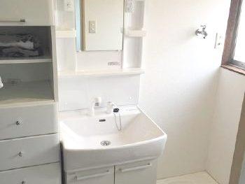 東海市 M様邸 洗面・浴室リフォーム事例