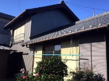 豊田市駒場町 S様邸 離れ外装張替え工事事例