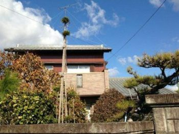 豊田市中田町 S様邸 外壁塗装工事事例