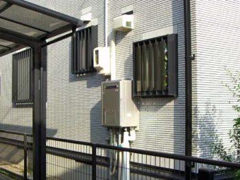 安城市住吉町 M様邸 給湯器取替え・浴室暖房機工事 事例