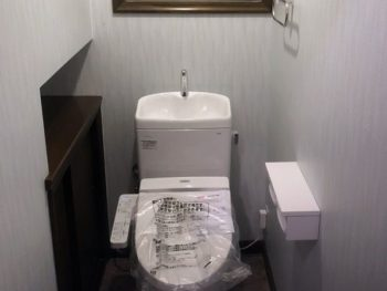 豊田市生駒町 YK様邸 トイレ改装工事